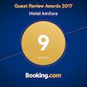 Booking award 2017