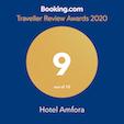 Booking award 2020